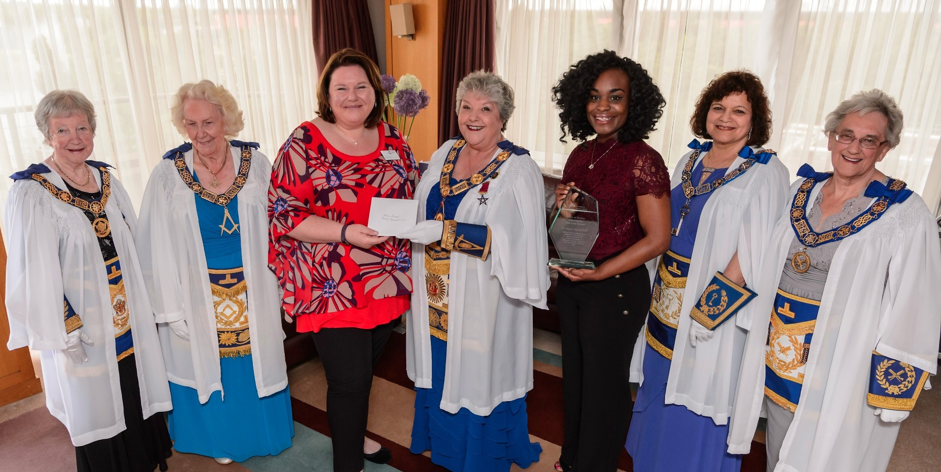 Who's Who | The Order of Women Freemasons