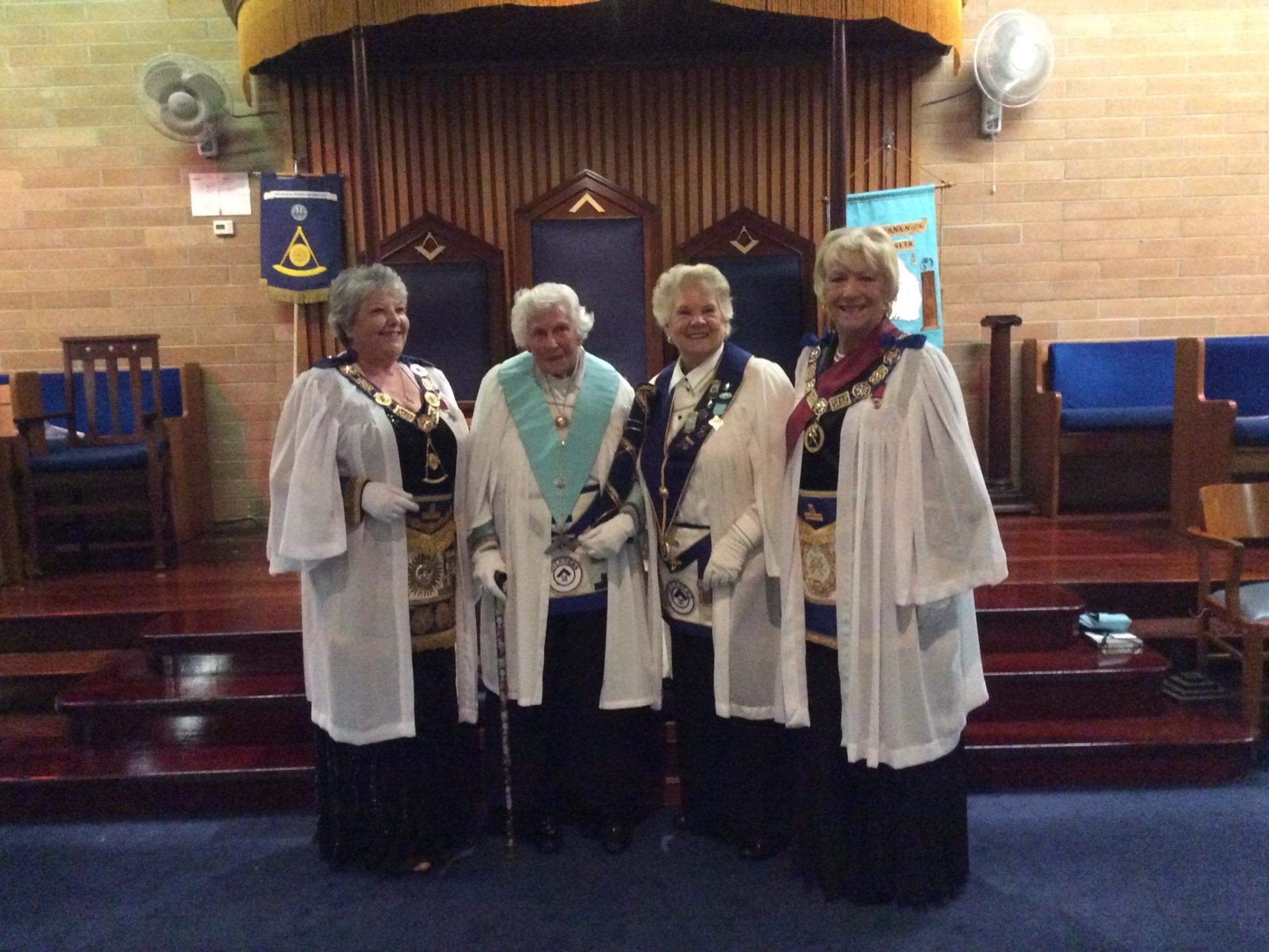 Locations | The Order of Women Freemasons